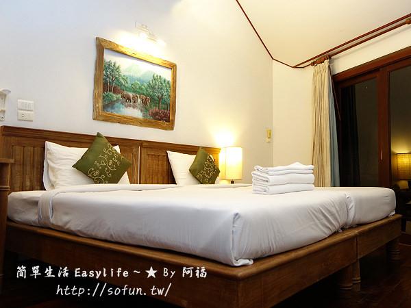 [蘇梅島旅館] 沙灘城堡度假村酒店 Baan Hin Sai Resort 住宿文