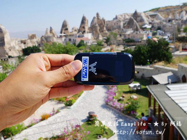 [土耳其&希臘手機上網] Wi-Ho! 特樂通歐洲周遊網路分享器使用心得