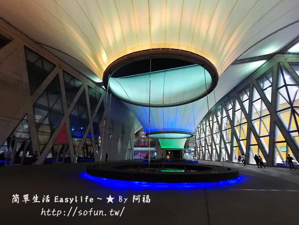 [高雄景點] 寬敞漂亮市立圖書館總館、巨型熱氣球大東文化藝術中心