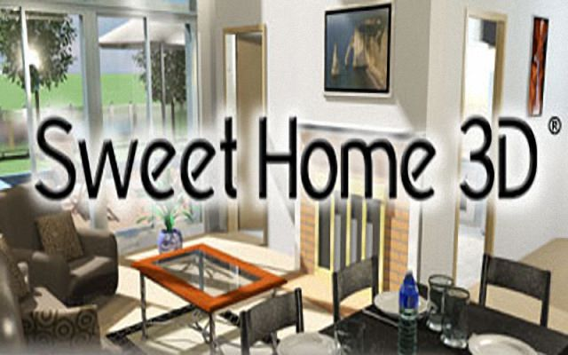 sweethome3d. Black Bedroom Furniture Sets. Home Design Ideas