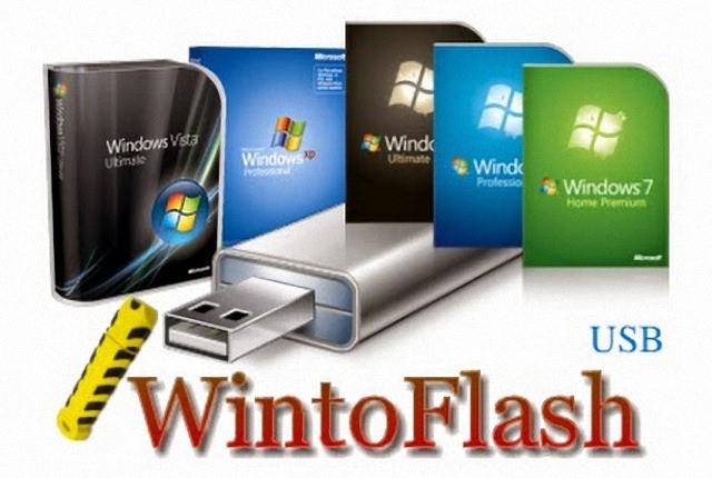 WinToFlash 透過 USB 隨身碟重灌電腦系統輔助軟體下載@免安裝中文版