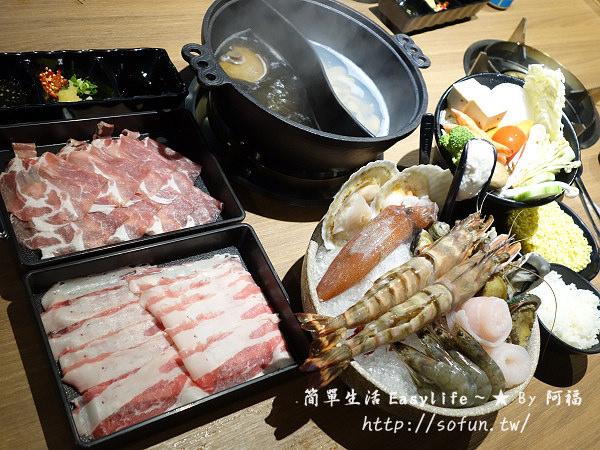 [台北松山美食] 小當家海鮮鍋物 (民生店)@推薦料多味美海鮮食材