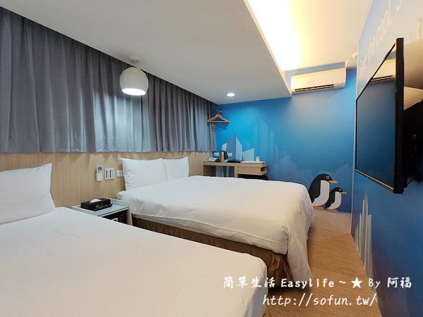 [台北車站旅館] 清翼居采風館 (Morwing Hotel)@多種主題風格房型