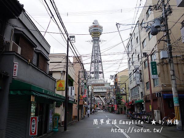 [大阪自由行觀光/購物] 通天閣、四天王寺、激安殿堂 (唐吉訶德)