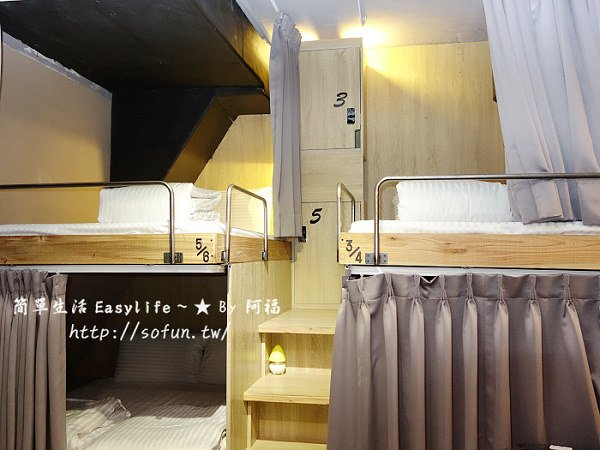 [住宿] 台北西門窩青年旅舍 Ximen Wow Hostel@溫馨背包客棧