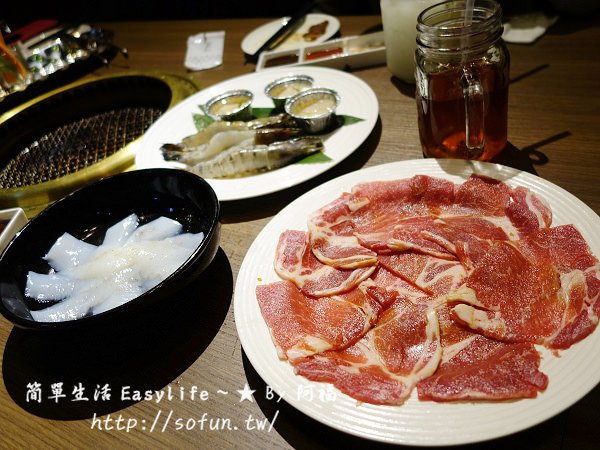 [竹北燒烤] 燒肉同話 – 85ºC餐飲新品牌@食材多樣 & 氣氛不錯