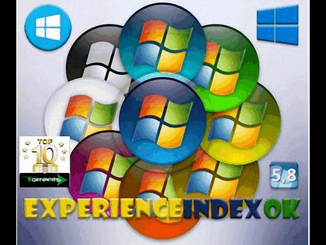 ExperienceIndexOK – 顯示微軟系統硬體規格分數工具@適用 Windows 8 ~ 10