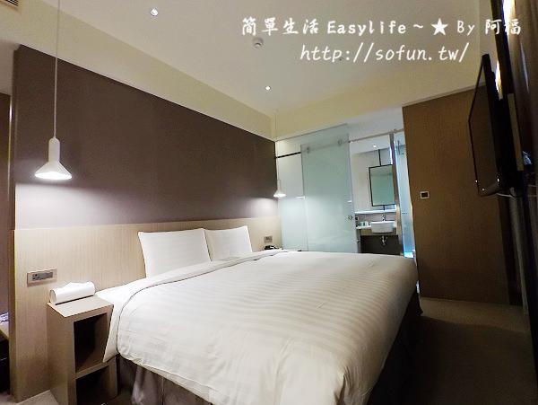 [台北東門住宿] 謙商旅‧東門館 (Chaiin Hotel)@交通便利、環境舒適