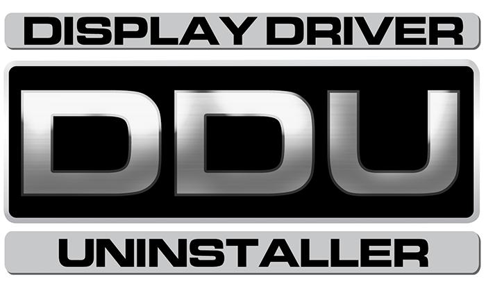 Display Driver Uninstaller (DDU) – 支援 NVIDIA/AMD 顯示卡驅動程式完整移除卸載工具