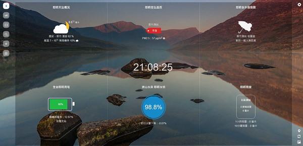 [擴充套件] Instants 即時顯示天氣概況、紫外線與 PM2.5 空氣品質