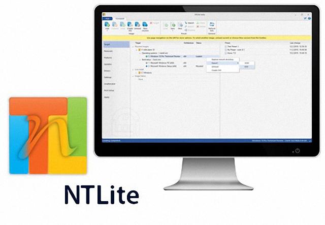 NTLite – 取代 nLite 無人值守重灌光碟製作工具@中文版