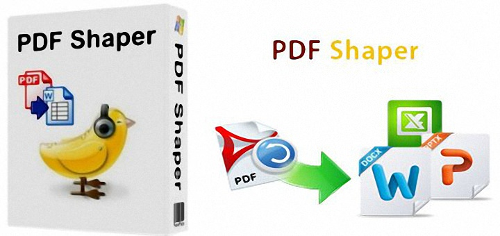 PDF Shaper – 支援文件分割/合併/加密/轉檔多功能軟體@中文版
