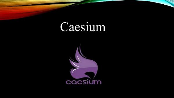 Caesium 電腦圖片壓縮軟體@可減少多達 90% 檔案容量 (免安裝版)