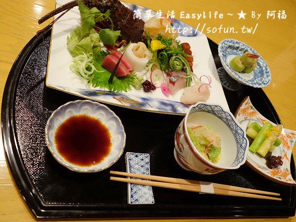 [美食] 輕井澤王子大飯店 Karamatsu 日式餐廳@會席料理精緻好吃