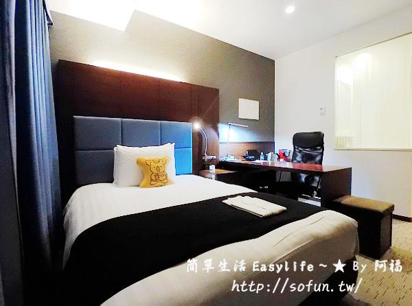 [東京錦糸町住宿] 樂天城市飯店 Lotte City Hotel@交通便利、景色優美