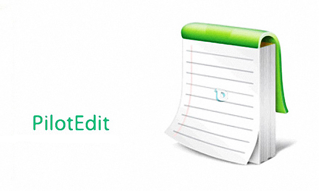 PilotEdit Lite – 支援單檔大容量可正常開啟文字編輯軟體@免安裝中文版