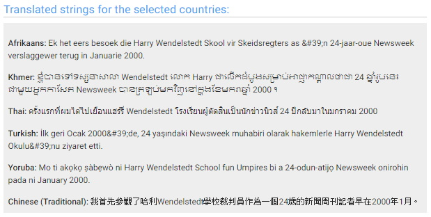 Translatr 免費將原文同一頁面翻譯為多國語言,簡單又好用網站
