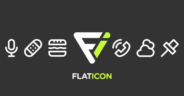 [分享] FlatIcon 精選數萬個 icon 圖示網站,免費下載使用教學