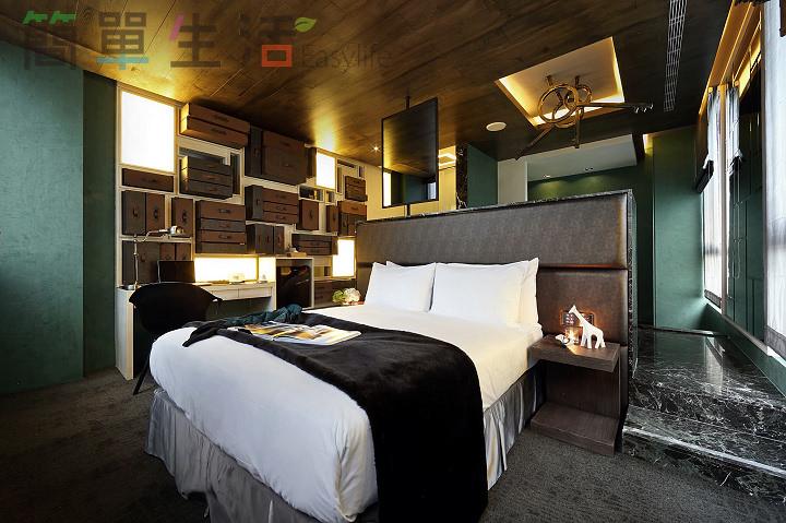 [逢甲商圈住宿] 台中伯達行旅 (Boda Hotel)@充滿典雅時尚風格旅店