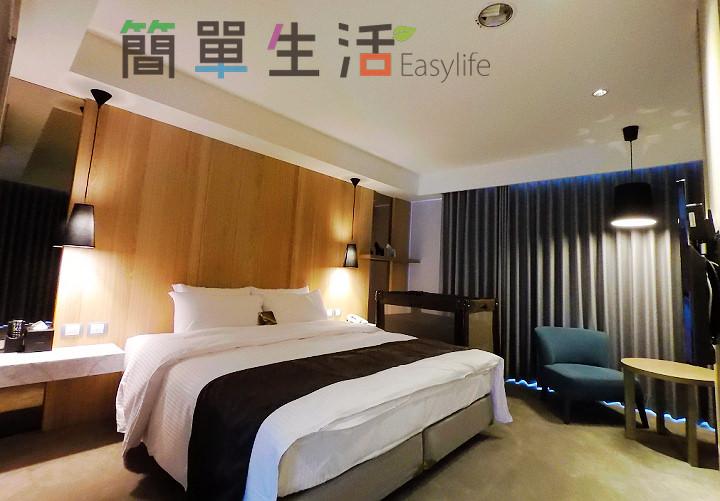 [台中便宜住宿推薦] 富盛商旅 (GOGO HOTEL)@房型種類多樣 & 環境舒適