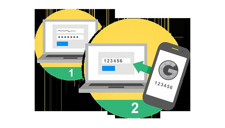 [網路帳號安全強化] Google 兩步驟驗證,免簡訊藉由 App 數字快速登入