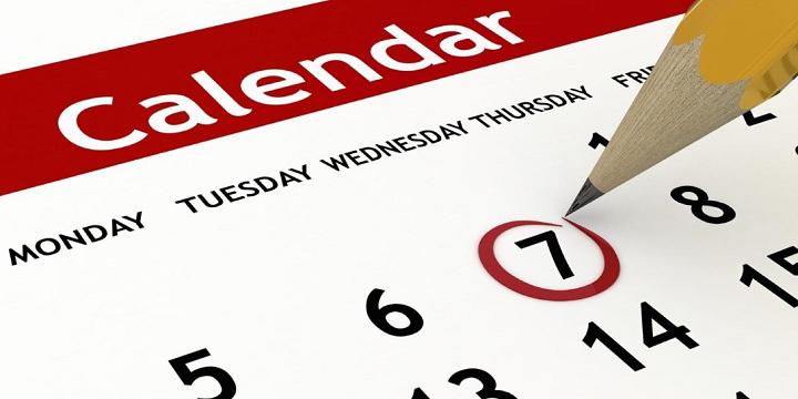 [假期懶人包] 2017行事曆|106年人事行政局行事曆下載@春節過年/國定假日請假攻略