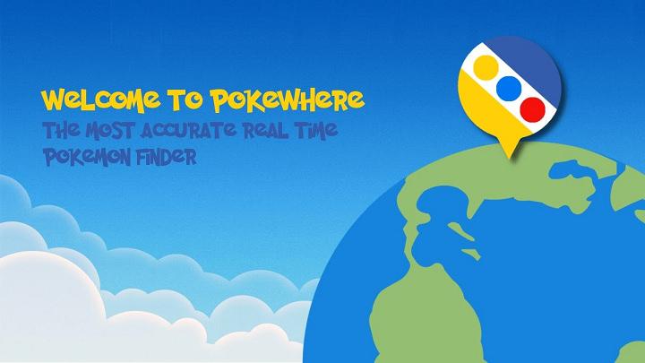 [寶可夢攻略App推薦] PokeWhere 新款可用地圖雷達 For iOS/Android