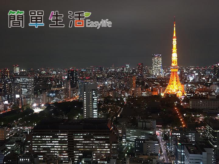 [東京看夜景推薦] 濱松町世界貿易中心展望台、Ikinari Steak 立食牛排