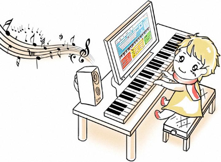 人人鋼琴 Everyone Piano – 學習彈鋼琴、電腦模擬鋼琴功能軟體@免安裝中文版