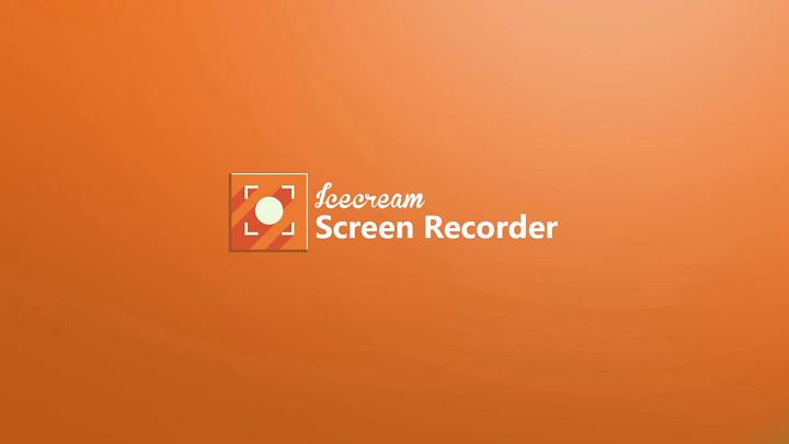 Icecream Screen Recorder – 同時支援螢幕錄影/畫面截圖,還可標重點、畫箭頭軟體