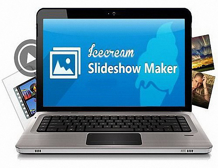 Icecream Slideshow Maker – 免費好用幻燈片製作軟體@適合成長紀錄、婚禮 MV 影片