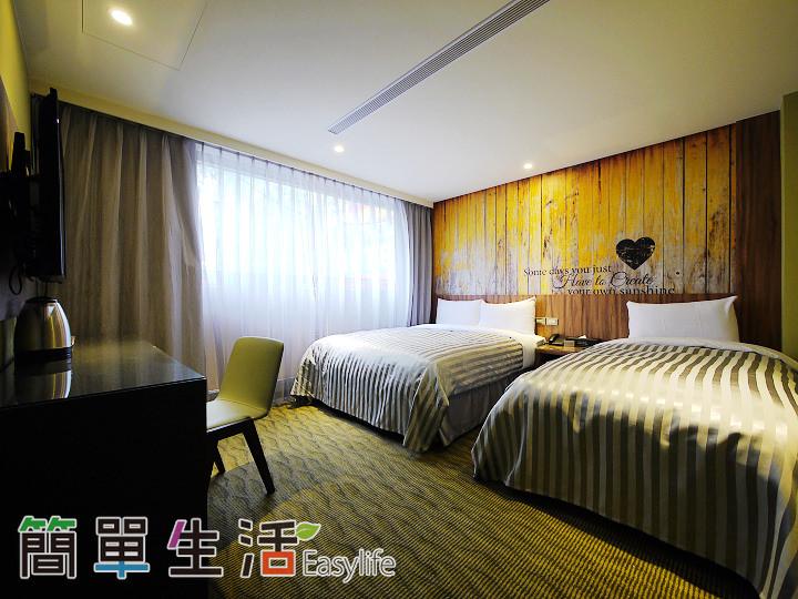 [台北西門町旅館] 西門大飯店 (Ximen Hotel)@位置便利&房間大