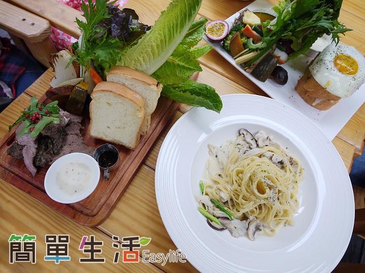 [台北華山美食/餐廳] Daylight 光合箱子@蔬菜水果營養滿分早午餐