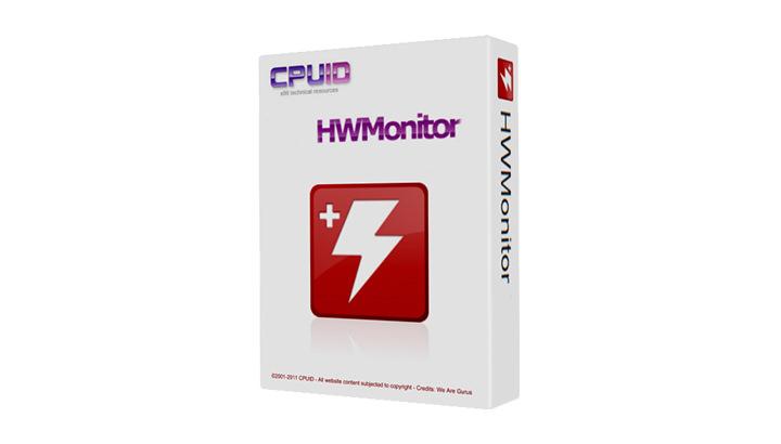 HWMonitor – 監控電腦 CPU/硬碟/顯示卡裝置即時溫度、風扇轉速軟體@免安裝中文版