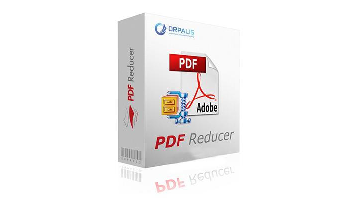 [推薦] ORPALIS PDF Reducer – 改善 PDF 檔案太大/容量縮小壓縮軟體下載