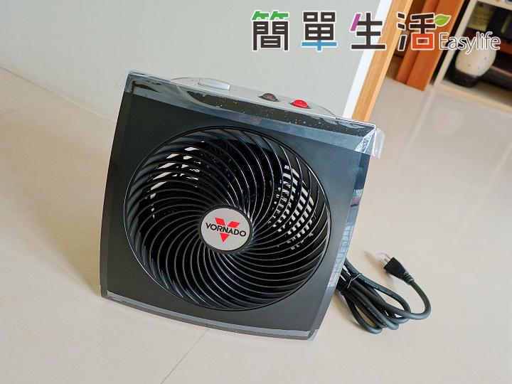 [寒流保暖家電推薦] 美國 VORNADO PVH 空氣循環電暖器開箱文 & 使用心得評價