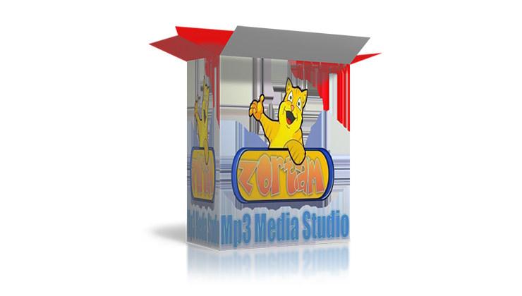 Zortam Mp3 Media Studio – 多功能 MP3 音樂管理軟體@格式轉換/資料庫建立等功能