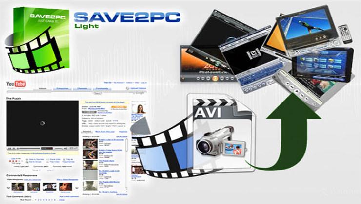 save2pc Light 輕鬆下載/儲存各式影音社群平台影片軟體@中文版