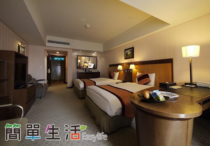 [台南東區飯店推薦] 台糖長榮酒店@五星級享受與豐富好吃早餐 Buffet 吃到飽