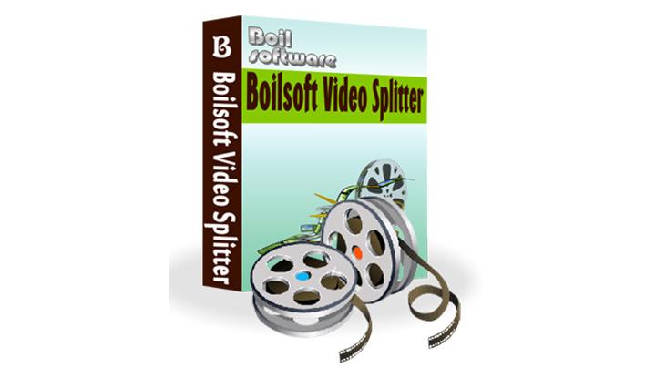 Boilsoft Video Splitter 影片視頻專用剪接分割軟體下載@免安裝中文版