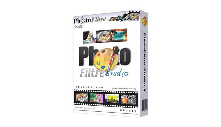 PhotoFiltre Studio – 簡單好操作影像處理/修圖軟體 (附多濾鏡)@免安裝中文版