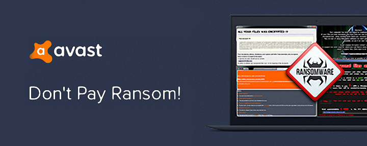 Avast Ransomware Decryption Tools – Avast 支援多達 19 款勒索軟體解密工具下載