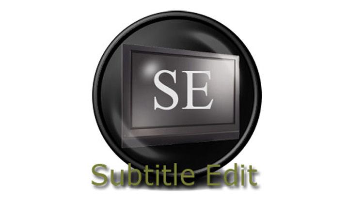 Subtitle Edit – 功能完善好用影片字幕編輯軟體下載@免安裝中文版