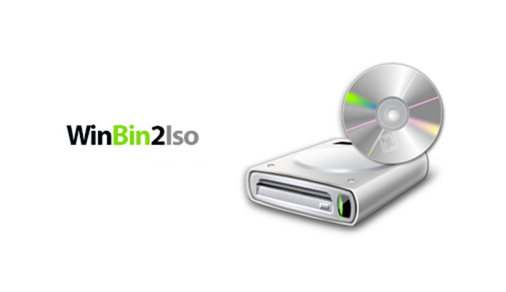 WinBin2Iso – 支援 BIN 轉換 ISO 映像檔免費軟體@免安裝中文版