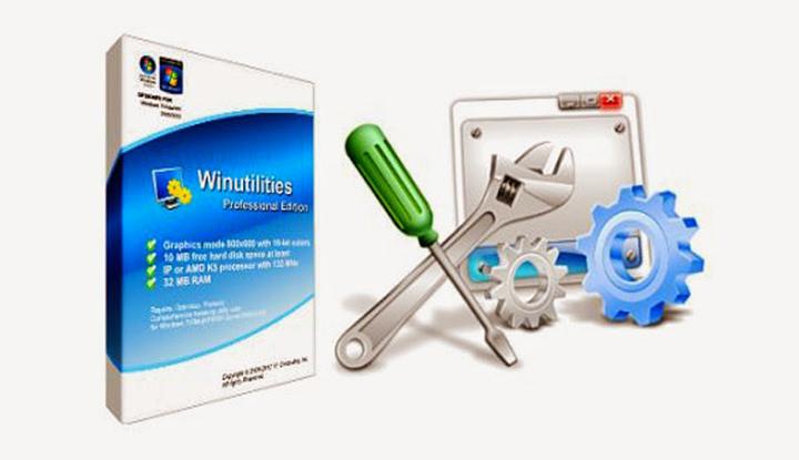 WinUtilities – 多功能一鍵系統清理/優化軟體下載@免安裝中文版