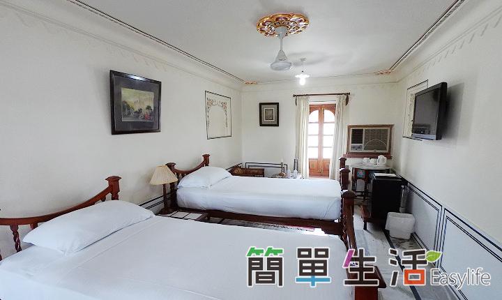 [印度普斯赫卡爾住宿] Hotel Pushkar Palace 普什卡宮飯店@緊鄰聖湖附早餐景觀酒店