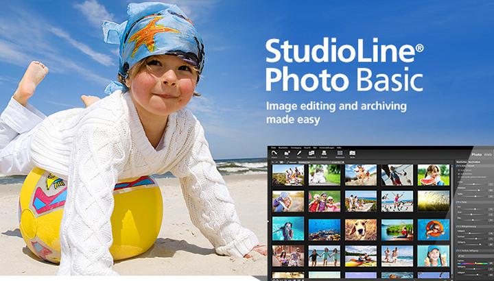 StudioLine Photo Basic 多功能好用圖片管理軟體下載