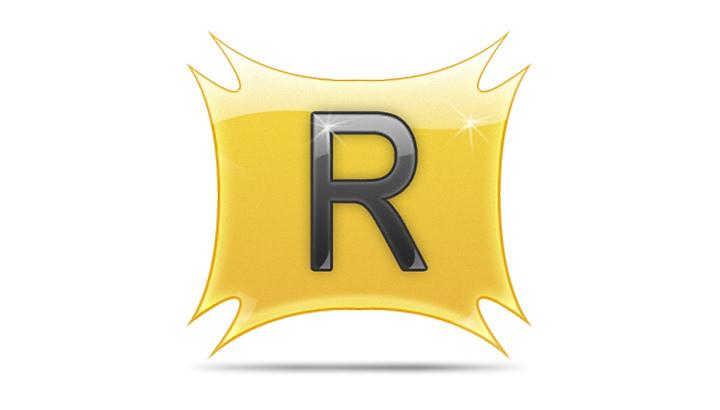 RocketDock 仿造 MAC 工具列輔助軟體@免安裝繁體中文版