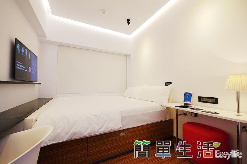 [台北車站/西門町住宿] 北門酒店 citizenM Taipei@荷蘭潮牌跨國飯店,推設計感十足交誼廳