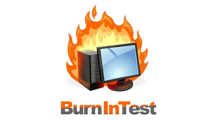 BurnInTest 電腦燒機壓力測試軟體下載